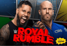 WWE Royal Rumble Wrestlers List