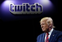 Donald Trump Banned Indefinitely From Twitch