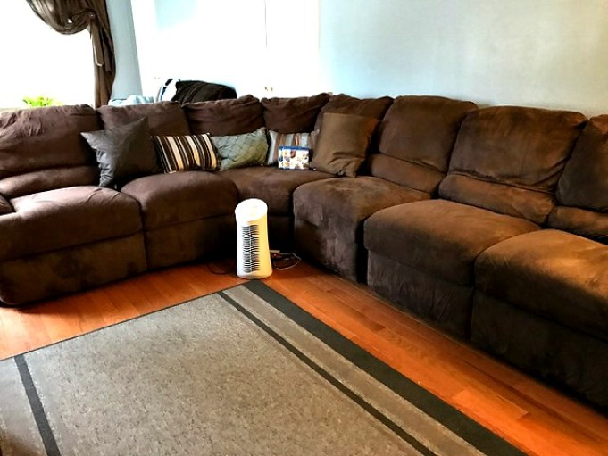 Home theatre spring cleaning