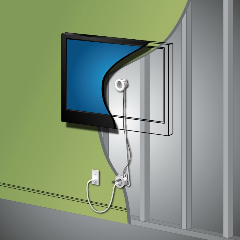 Legrand in Wall Kit