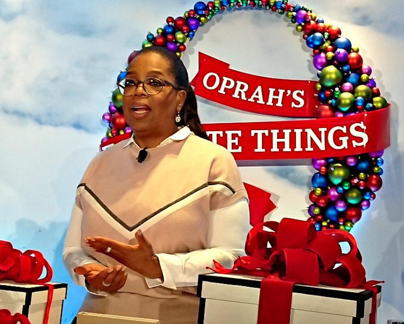 Oprah's Favorite Things Event