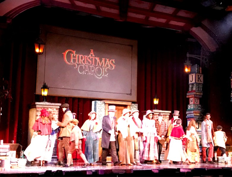 Dicken's A Christmas Carol in Philly