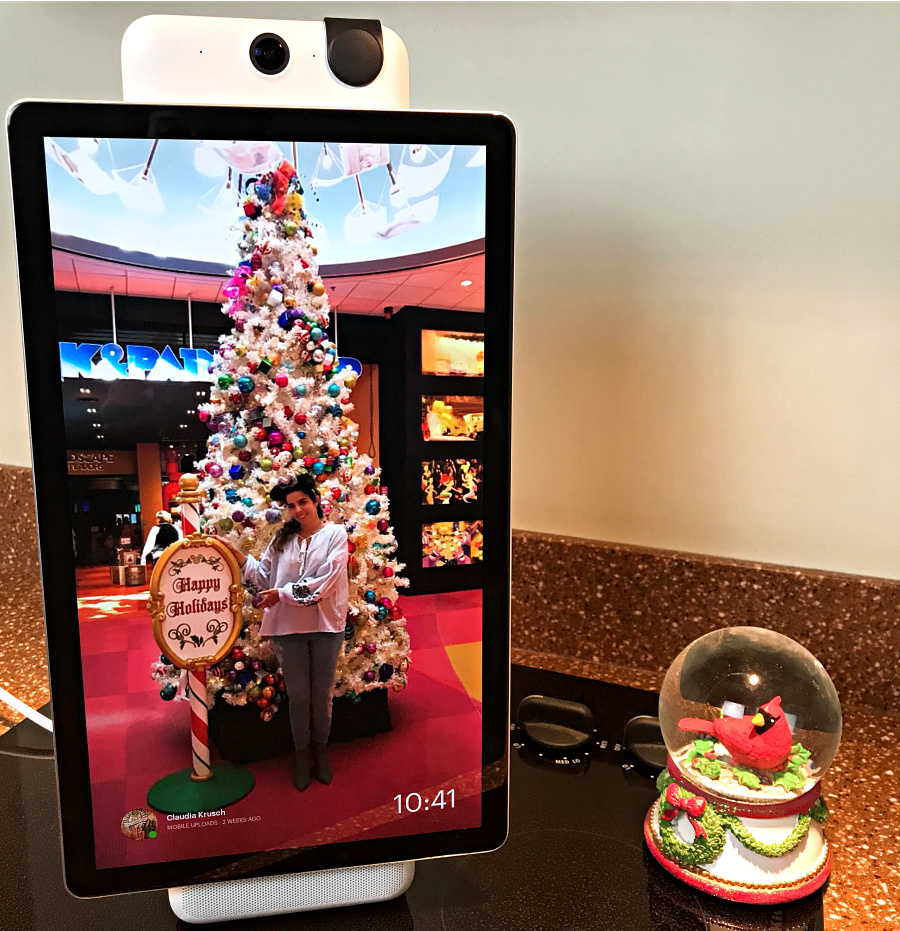 Facebook Portal Under The Tree