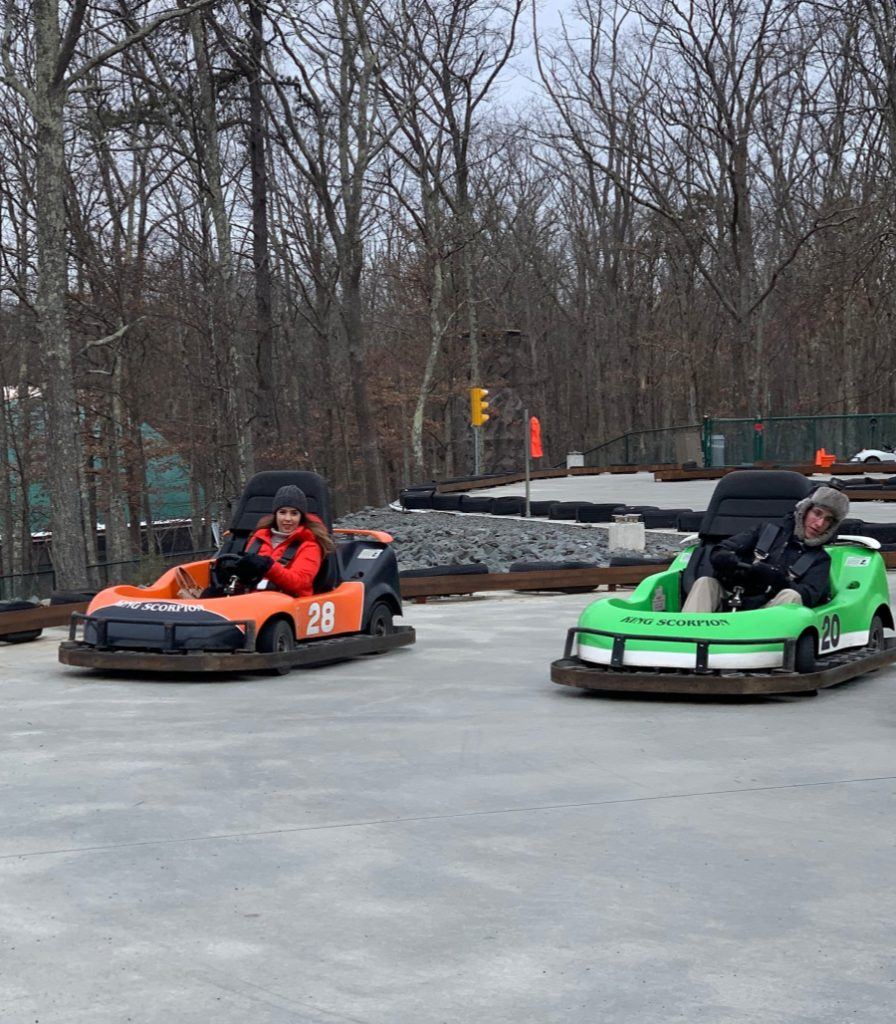 woodloch Go Kart Fun