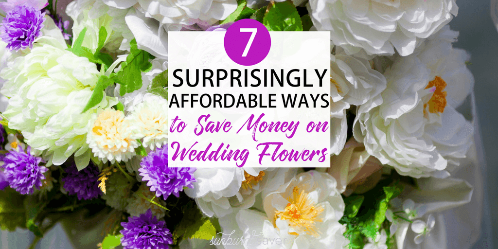 7 Surprisingly Affordable Ways To Save Money On Wedding