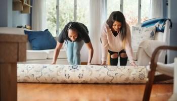 Buy rugs at rug store