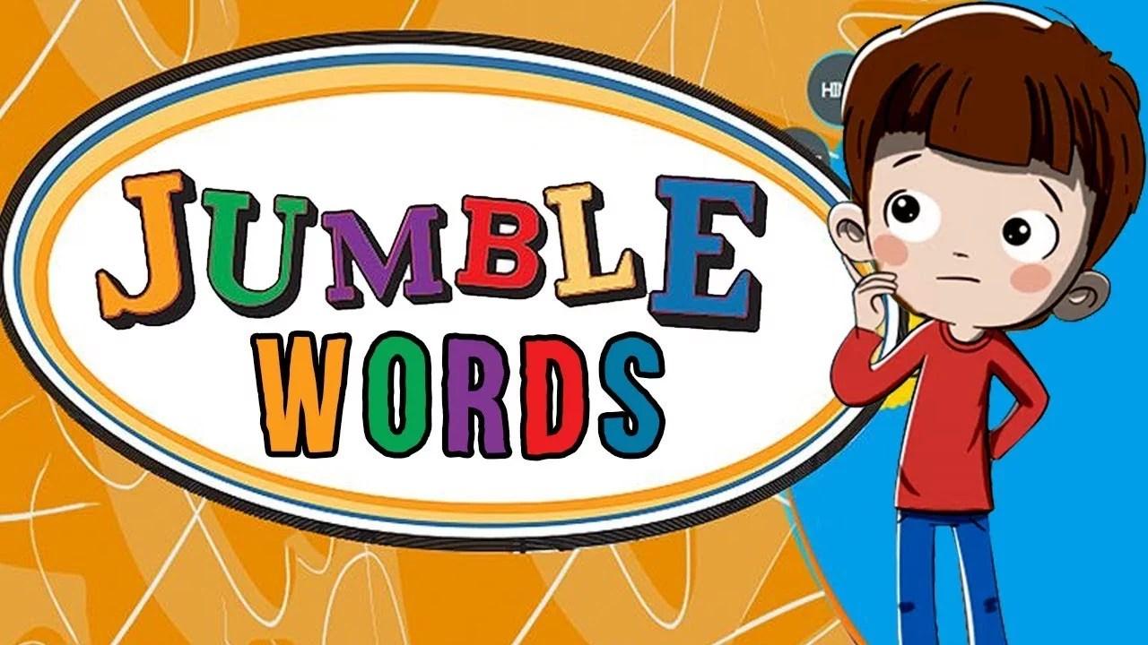 Jumble Word