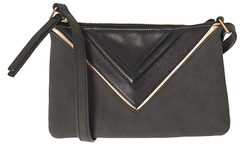 Pieces Dámska crossbody kabelka Belora Cross Body Black  b35ffffa07e