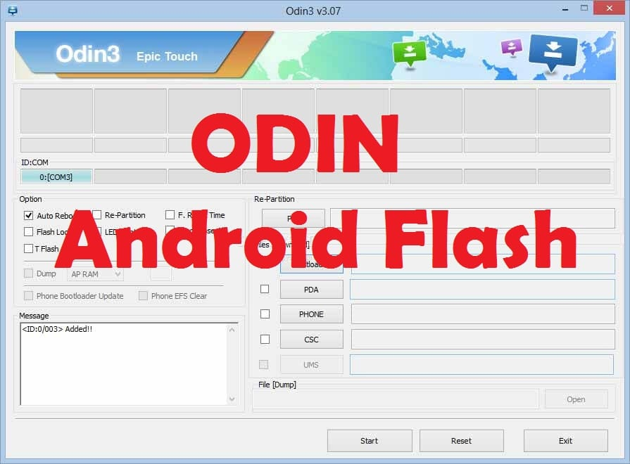 Odin for Beginners | Flash Like Pro
