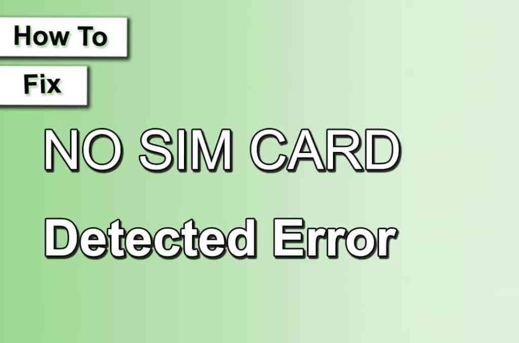 FIX NO SIM CARD ERROR IN Samsung Galaxy A10