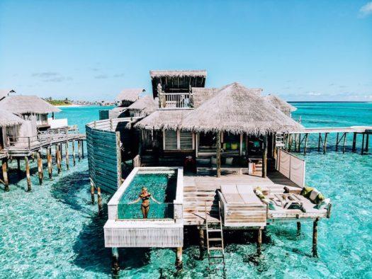 Remote Vacation Spots