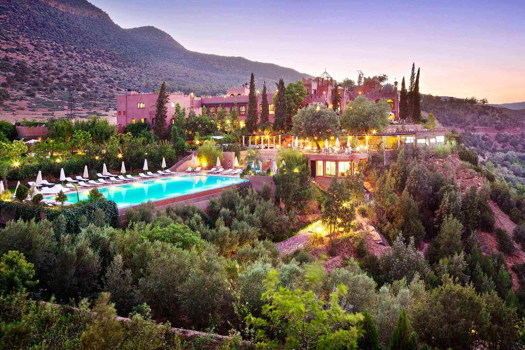Mountaintop Retreats Ideal