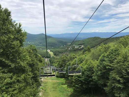 summer mountain vacations