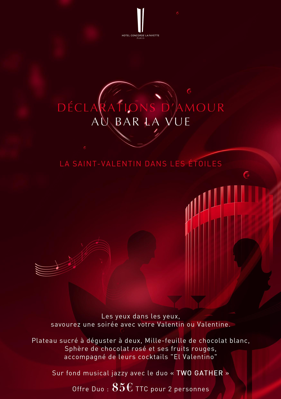 La Bonne Ide De La Saint Valentin Une Soire
