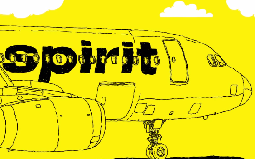 Spirit Airlines (SAVE) Logo