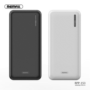 REMAX RPP-153 SLIM POWER BANK 10000MAHREMAX RPP-153 SLIM POWER BANK 10000MAHREMAX RPP-153 SLIM POWER BANK 10000MAHREMAX RPP-153 SLIM POWER BANK 10000MAH