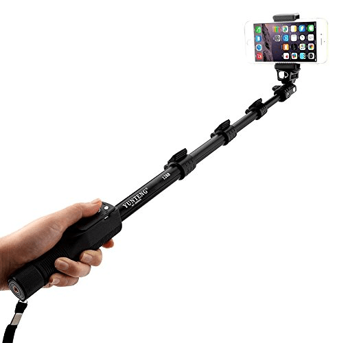 Yunteng YT-1288 Selfie Stick with Bluetooth Remote