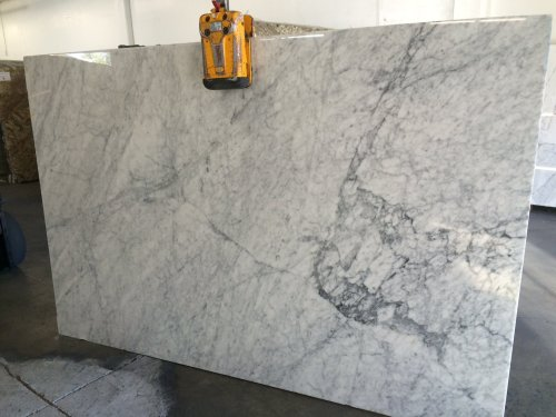 Carrara White Polished 100x66