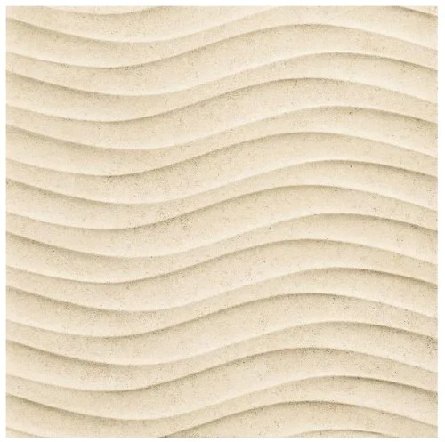 TS467004  PIETRA BEIGE WAVE PORCELAIN 24X24 (11.65 sqft per box)