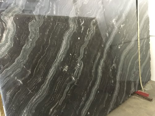 Mezzonite Polished Granite Slab