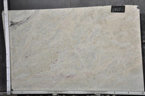 Bianco Romano Polished  Granite Slab