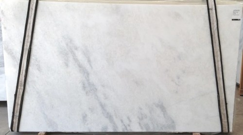 Bianco Verona Polished Marble Slab