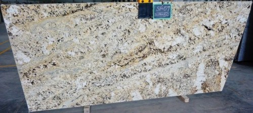 Crema Petra Polished Granite Slab