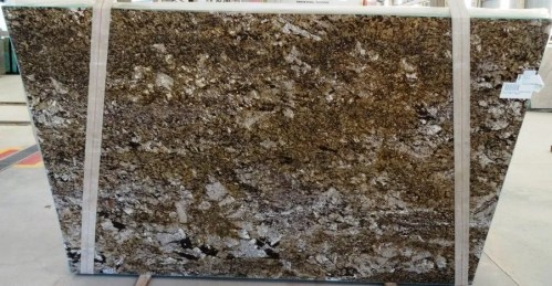 Normandy Polished Granite Slab