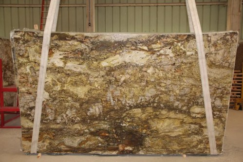 Timbalada Polished Granite Slab