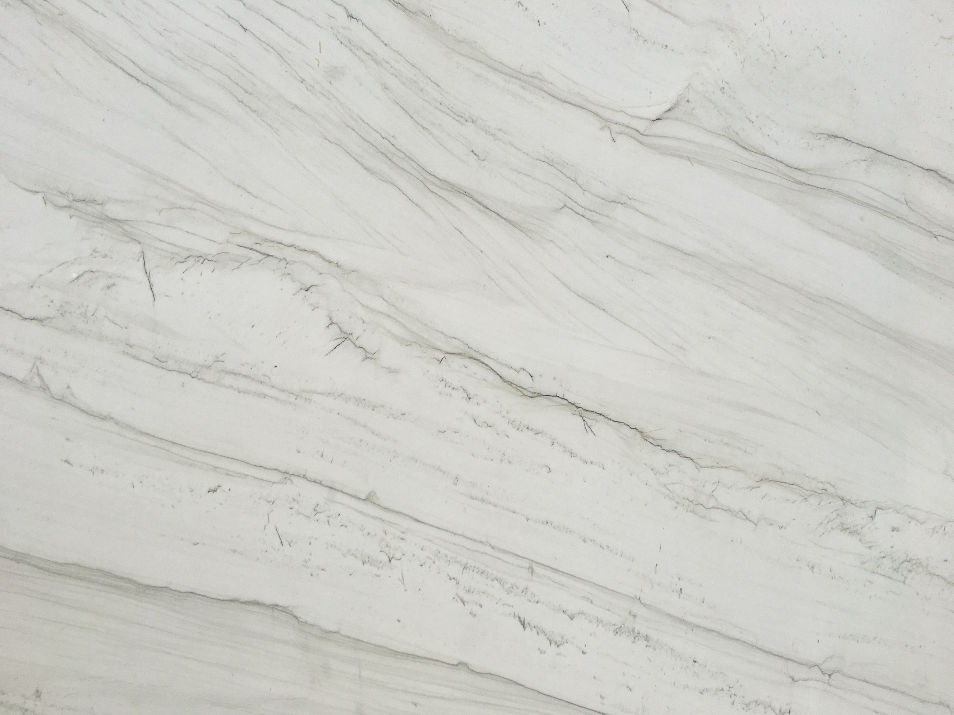 Mont Blanc Polished Quartzite Slab Trendy Surfaces