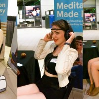 Meditation with Muse, the Mind-Sensing Headband