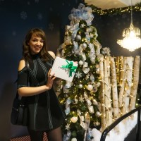 RBC Avion Holiday Boutique Launch Party at Yorkdale
