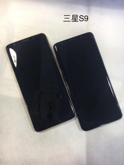 Trendy Techz Samsung Galaxy S9 and S9+ dummies