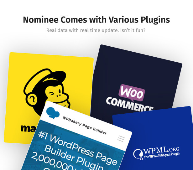 Political WordPress Theme woocommer support