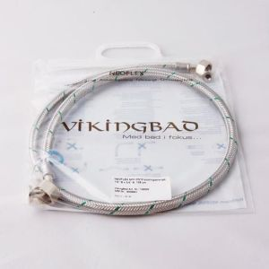 "VikingBad SIL DN10 1/2""B x 3/4""B 125 cm"