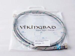 """VikingBad SIL DN10 1/2""""R x 3/4""""B 125 cm"""