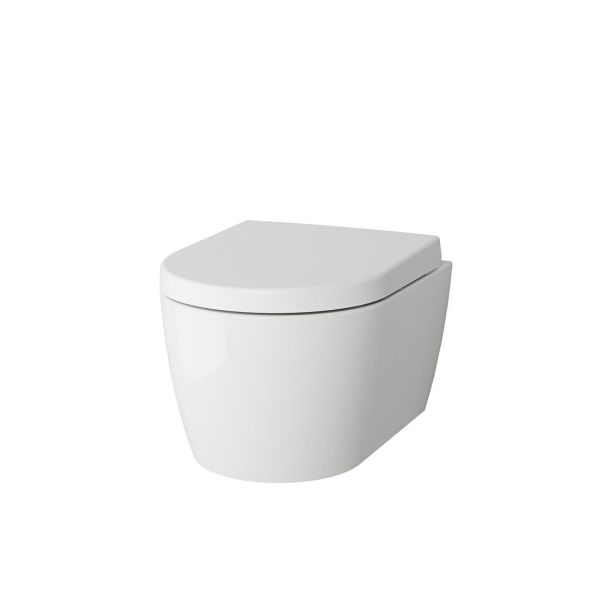 Aida kompakt vegghengt toalett