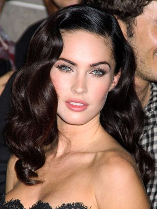 megan fox old hollywood