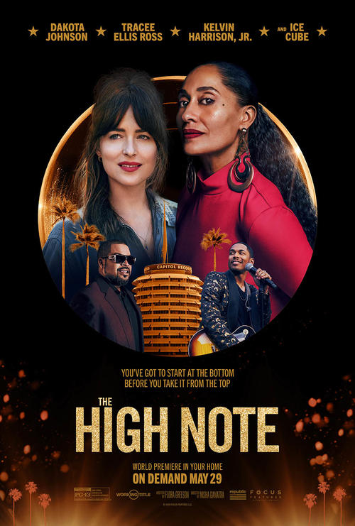 The High Note - MOVIE: The High Note (2020)