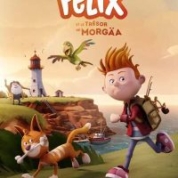 MOVIE: Felix & The Hidden Treasure (2021)