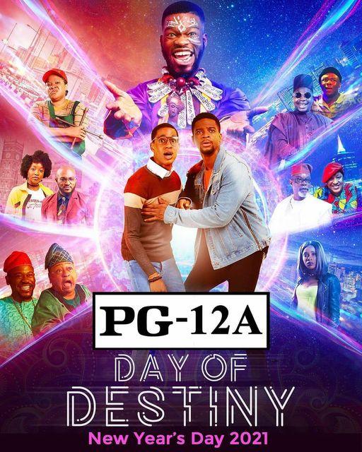 Movie Day Of Destiny (Nollywood)
