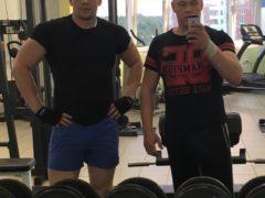 Игорь новый тренер