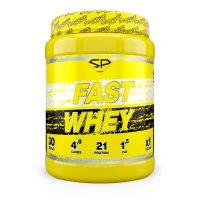 Сывороточный протеин, 70% белка FAST WHEY, 900г