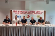 Počeo FIVB Level 2 trenerski seminar