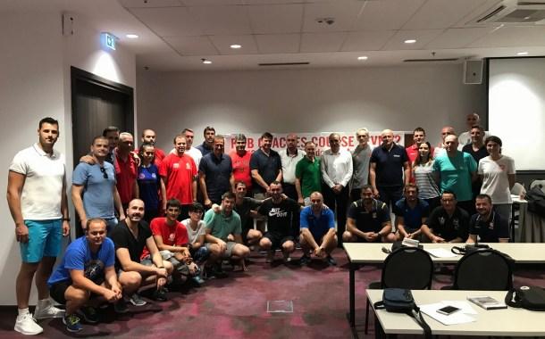 Uspješno završen FIVB seminar za trenere, Dušan Simonović podijelio diplome