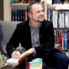 Adam Jakubiak - podpisywanie książki 3 godziny