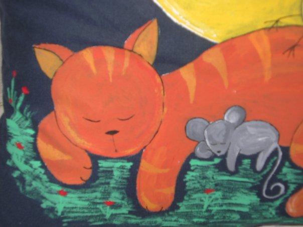 Il gatto Giuliano