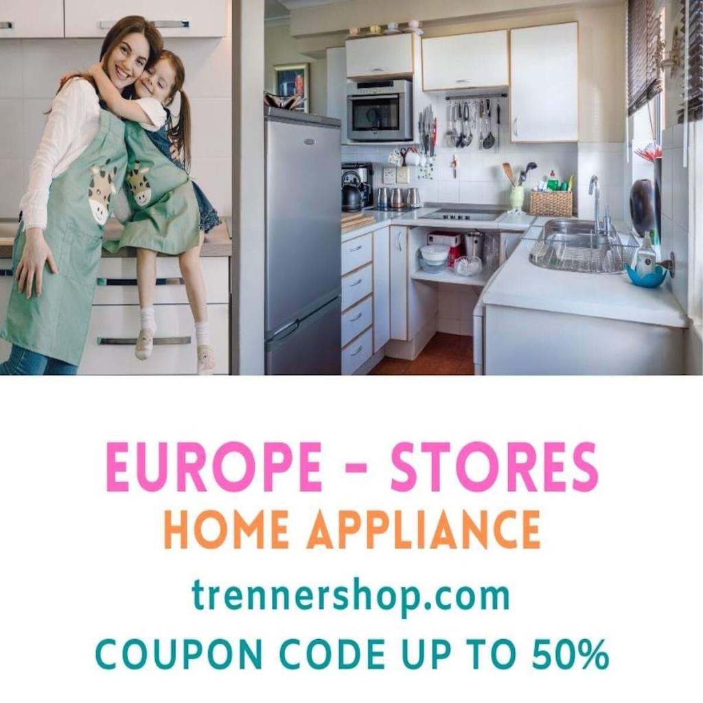 Appliance stores