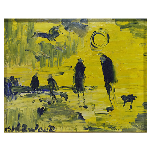 Folks-And-Dogs-Southport-James-Lawrence-Isherwood-Trent-Art
