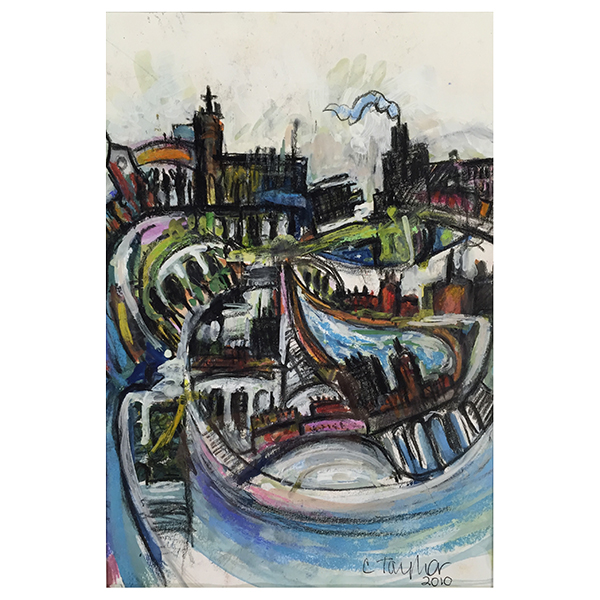 Kaleidoscope-Scene-of-Manchester-Constance-Taylor-Trent-Art